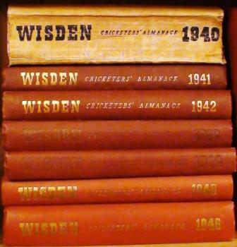 Rare Wisdens - But how much are they worth?